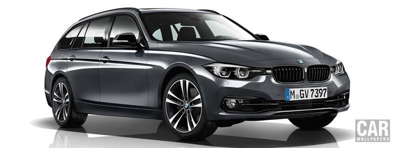 Обои автомобили BMW 330d Touring Edition Sport Line Shadow - 2017 - Car wallpapers