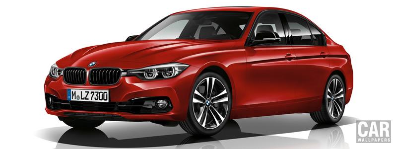 Обои автомобили BMW 340i Edition Sport Line Shadow - 2017 - Car wallpapers