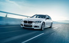 Обои автомобили BMW 340i Touring Edition M Sport Shadow - 2017