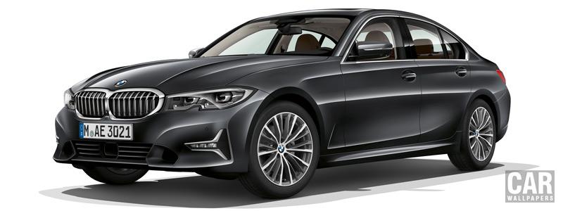 Обои автомобили BMW 330i Luxury Line - 2019 - Car wallpapers