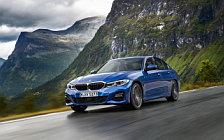 Обои автомобили BMW 330i M Sport - 2019