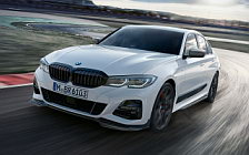 Обои автомобили BMW 3 Series M Performance Parts - 2019