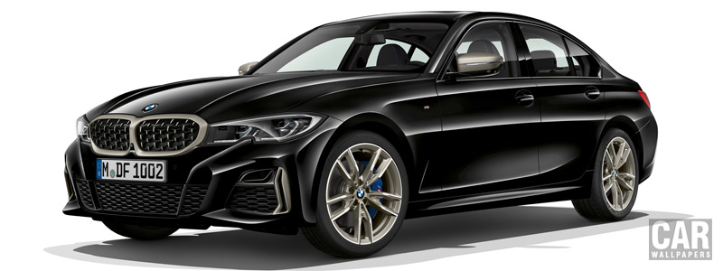 Обои автомобили BMW M340i xDrive - 2019 - Car wallpapers