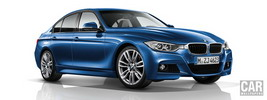 BMW 3-Series Sedan M Sports Package - 2012