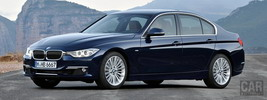 BMW 328i Sedan Luxury Line - 2012