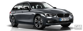 BMW 330d Touring Edition Sport Line Shadow - 2017
