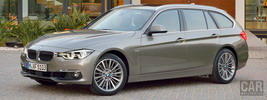 BMW 330d Touring Luxury Line - 2015