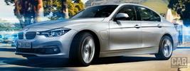 BMW 330e Plug-in-Hybrid - 2015