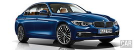 BMW 330i Edition Luxury Line Purity - 2017