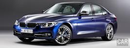 BMW 340i Sport Line - 2015