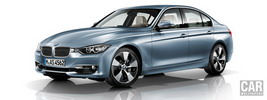 BMW ActiveHybrid 3 - 2012