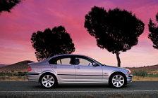 Обои автомобили BMW 3-Series E46 Sedan