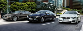 BMW 4-series Gran Coupe - 2014