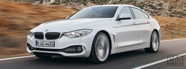 BMW 420d Gran Coupe Luxury Line - 2014