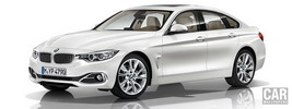 BMW 420d Gran Coupe Modern Line - 2014