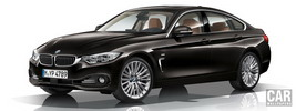 BMW 428i Gran Coupe Luxury Line - 2014