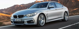 BMW 435i Gran Coupe M Sport Package - 2014