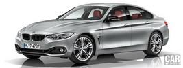 BMW 435i Gran Coupe Sport Line - 2014