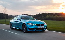 Обои автомобили BMW 440i Coupe M Sport - 2017