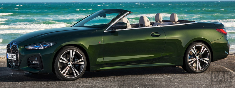 Обои автомобили BMW 430i Convertible M Sport - 2020 - Car wallpapers