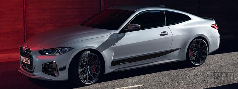 Обои автомобили BMW M440i xDrive Coupe M Performance Accessories - 2020 - Car wallpapers
