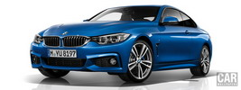 BMW 4-series Coupe M Sport Package - 2013