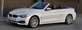 BMW 428i Convertible Luxury Line - 2013