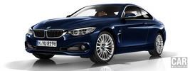BMW 428i Coupe Luxury Line - 2013