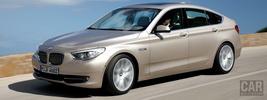 BMW 5-Series Gran Turismo - 2009