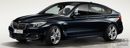 BMW 5-series Gran Turismo M Sport Package - 2011