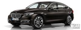 BMW 5-series Gran Turismo Modern Line - 2013