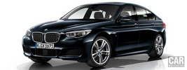 BMW 550i Gran Turismo M Sport Package - 2013