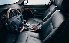 Обои автомобили BMW 5-series - 2002