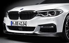 Обои автомобили BMW 5-series Sedan M Performance Accessories - 2017
