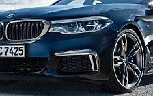 Обои автомобили BMW M550i xDrive Sedan - 2017