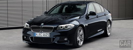 BMW 5-series M Sports Package - 2010