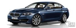 BMW 5-series Modern Line - 2013