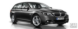 BMW 5-series Touring M Sport Package - 2013