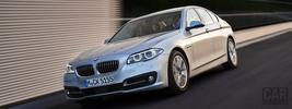 BMW 518d - 2014