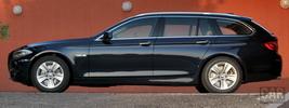 BMW 525d Touring - 2011