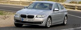 BMW 530d Sedan - 2010