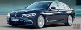 BMW 530d xDrive Sedan Luxury Line - 2017