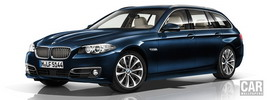 BMW 535d Touring Modern Line - 2013