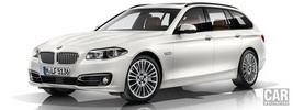 BMW 550i Touring Luxury Line - 2013