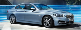 BMW ActiveHybrid 5 - 2013