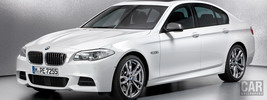 BMW M550d xDrive - 2012