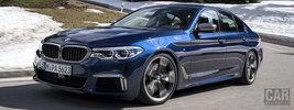 BMW M550i xDrive Sedan - 2017