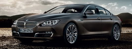 BMW 6-Series Gran Coupe - 2012