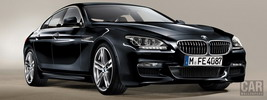 BMW 6-Series Gran Coupe M Sport Package - 2012