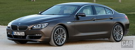 BMW 640d Gran Coupe - 2012
